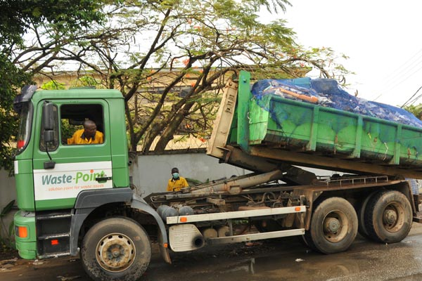 SERVICES - Waste-Point Limited Waste-Point Limited